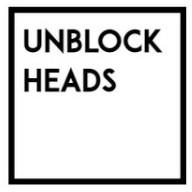 UNBLOCK HEADS Clubhouse