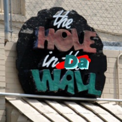 The Hole In Da Wall Clubhouse