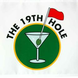 19th Hole Golf Chat Clubhouse