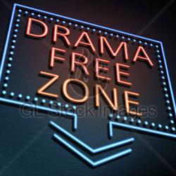 Drama free room Clubhouse