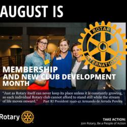 Rotary Official Clubhaus Clubhouse