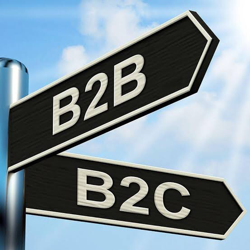 B2B and B2C Clubhouse