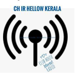 Hellow Kerala IRadio Clubhouse