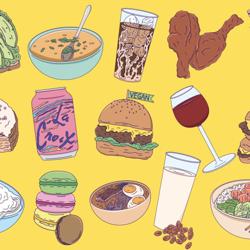 Хоолны түүх Clubhouse