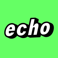 echo from your friends Clubhouse