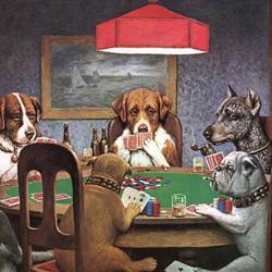 Poker: A Skill Game.  Clubhouse