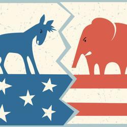 Democrats vs. Republicans Clubhouse