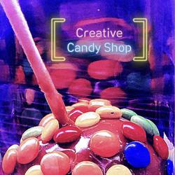 Creative Candy shop.. Clubhouse