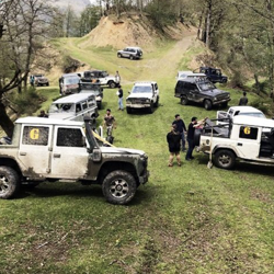 off-road IR Clubhouse