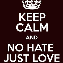 No Hate, Only Love Clubhouse