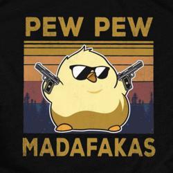 Pew Pew Madafakas Clubhouse