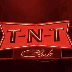 TNT CLUB Clubhouse