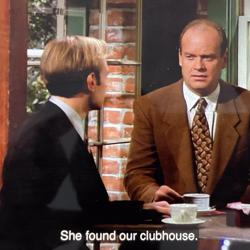 Frasier's Apartment Clubhouse