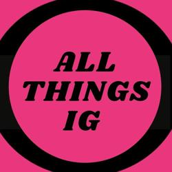 All things IG Clubhouse