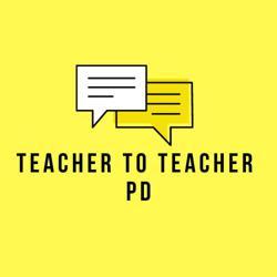 Teacher to Teacher PD Clubhouse