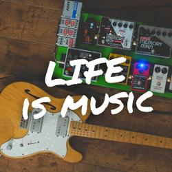 Life Is Music Clubhouse