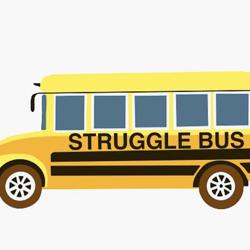 The Startup Struggle Bus 🚌 Clubhouse