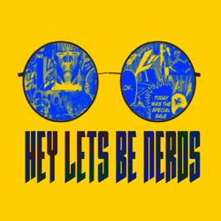 HEY LETS BE NERDS Clubhouse