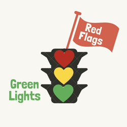Red Flags & Green Lights Clubhouse