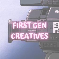 First Gen Creatives Clubhouse