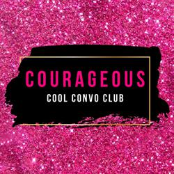 Courgeous Cool Convo Club Clubhouse