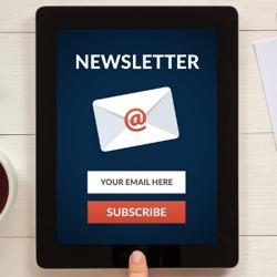 NEWSLETTERS FOR AUTHORS Clubhouse