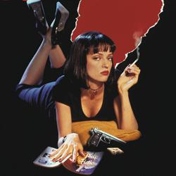 * Pulp Fiction * Clubhouse