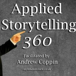 Applied. Storytelling 360 Clubhouse