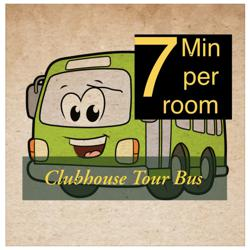 Tour Bus Clubhouse