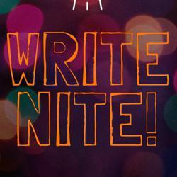 write nite! Clubhouse