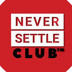 Never Settle Club Clubhouse