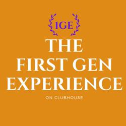 *The First Generation Experience* Clubhouse