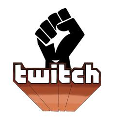 Black Twitch/Gaming Community Clubhouse
