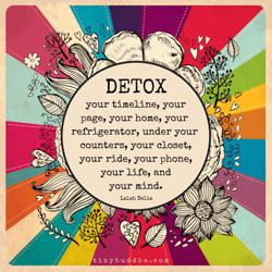 Detox Your Life Clubhouse