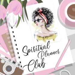Spiritual Planner Club Clubhouse
