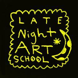 Late Night Art School Clubhouse