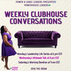 POWERHOUSE LEADERS  Clubhouse