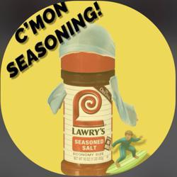 C'mon Seasoning Clubhouse