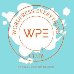 WordPress Everything Clubhouse