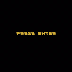 'PRESS ENTER' GH. Clubhouse