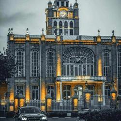 Tabriz Luxury Clubhouse