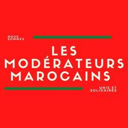 LES MODÉRATEURS MAROCAINS Clubhouse