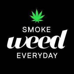 Smoke weed everyday  Clubhouse