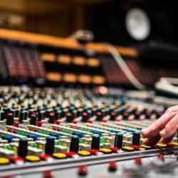 Recording Studio Space Clubhouse