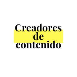 Creadores de contenidos  Clubhouse