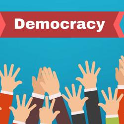 Democracy first Clubhouse
