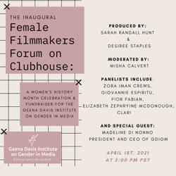 Female Filmmakers Forum  Clubhouse