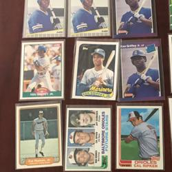 Collecting Ball Cards / The Hobby Clubhouse