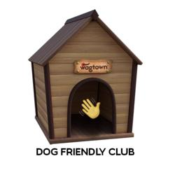 Dog Friendly  Clubhouse