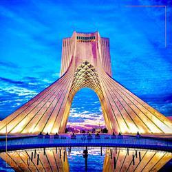 """Iranian Sky"" Clubhouse"